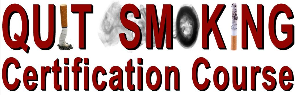 quit smoking certification training course
