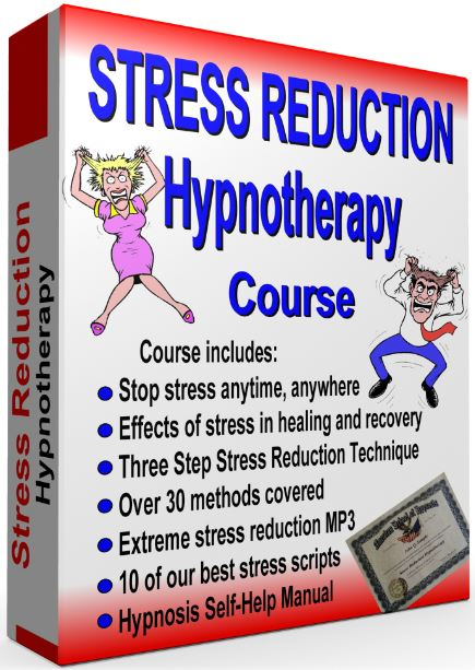 box stress reduction hypnosis