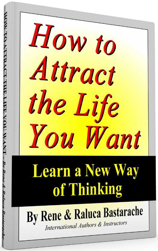 How to Attract the Life You Want book