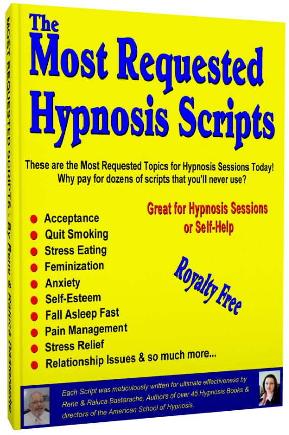 writing a self hynosis script Scripts for use by 5-path® and 7th path self-hypnosis® trained hypnotists only weight loss script: over eating rut patter this script was designed to be used with the secret language of feelings, so that the behavior of over eating is replaced with a more satisfying response.